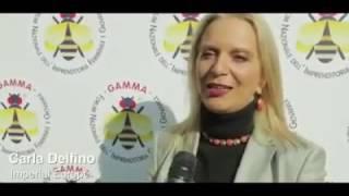 Intervista a Carla Delfino e Scappatopo a Gammadonna 2016