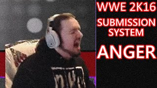 WWE 2K16 New Submission System Stupidity