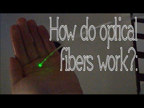How Do Optical Fibers Work?