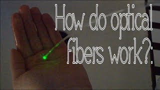How Do Optical Fibers Work?