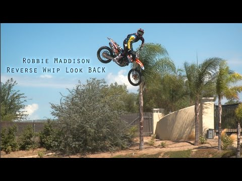 Robbie Maddison-Reverse Whip Look Back