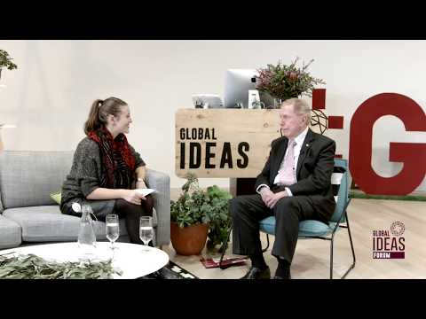 In Conversation with The Hon Michael Kirby at #GIF17