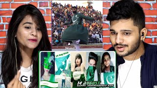 INDIAN Reaction On PAKISTAN Independence Day Tik Tok Videos | 14 August