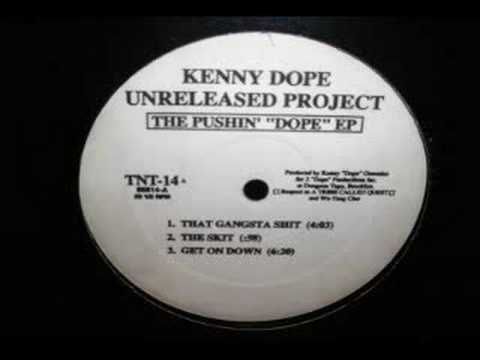 Kenny Dope Get On Down (Pushin' Dope E.P.)