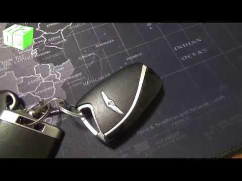 Tutorial How To Replace Battery In Hyundai Key Fob Genesis Sonata