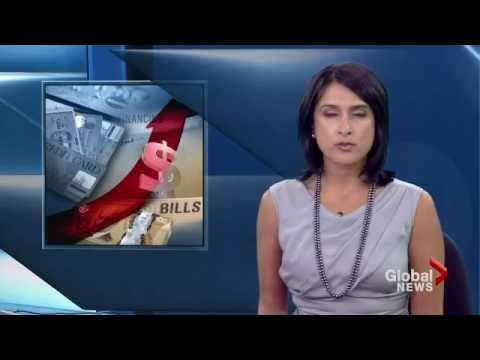 Canadians struggling with long-term debt