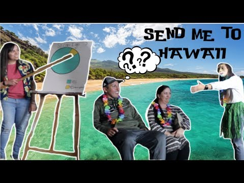 CONVINCING MY PARENTS TO LET ME GO TO HAWAII