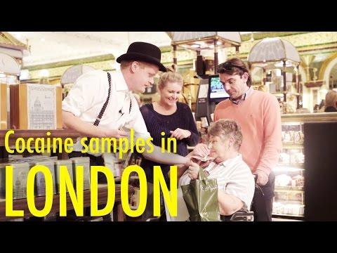 Cocaine Samples in London - INTERNATIONAL TOURRORIST [FULL EPISODE]