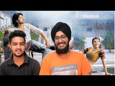Jorsey REACTION || Ram Charan, Kajal Agarwal || Parbrahm & Anurag