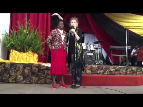 Ministering in Africa