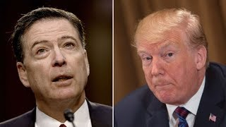 Comey Leaves The GOP Over Trump