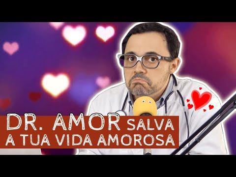 Consultório do DR. AMOR   Vim salvar a TUA vida amorosa ❤️