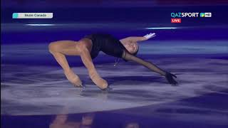 Alexandra TRUSOVA - Unstoppable, Ex Gala, Skate Canada 2019 [FullHD]