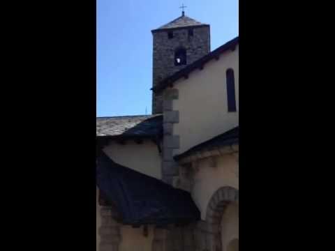 Campanades Festa Major Andorra Església Sant Esteve By Màrqueting de Continguts Andorra