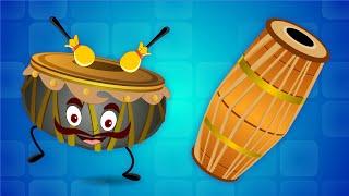 Damaaram | Chellame Chellam | Tamil Rhymes For Kids | animated rhymes for children