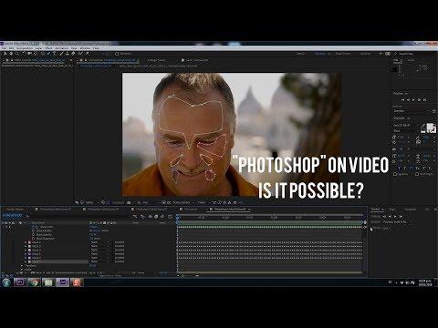 Retoque Digital en Video - Video Digital Retouching