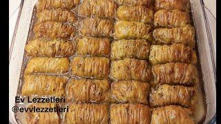 Burma baklava tarifi - Ev Lezzetleri