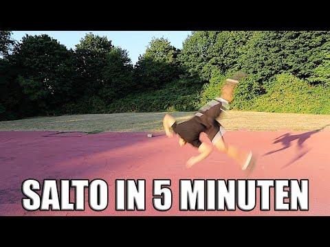 SALTO in 5 Minuten lernen !!! | PrankBrosTV