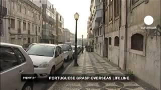 Les jeunes portugais envahissent l'Angola