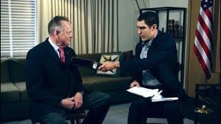 Snowflake Roy Moore Sues Sacha Baron Cohen For $95 Million Over Prank