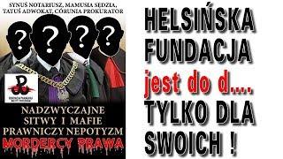 Helsińska Fundacja jest do d... Tylko dla swoich