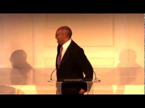 Richard J. Powell, Acceptance Speech, Archives of American Art Benefit 2013