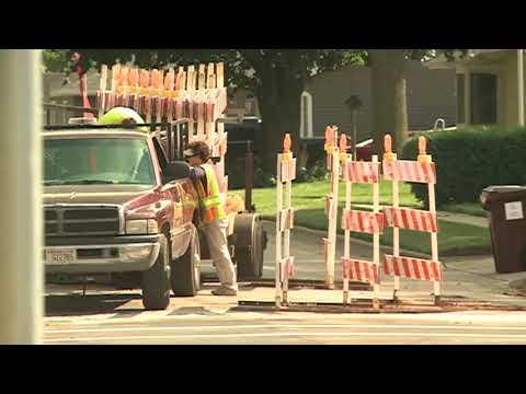 West Salem Middle School construction continues
