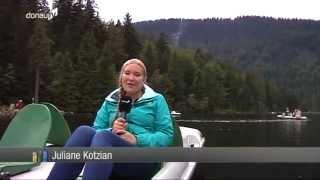 Do muas i hi – der große Arber als Ausflugsziel im Bayerischen Wald