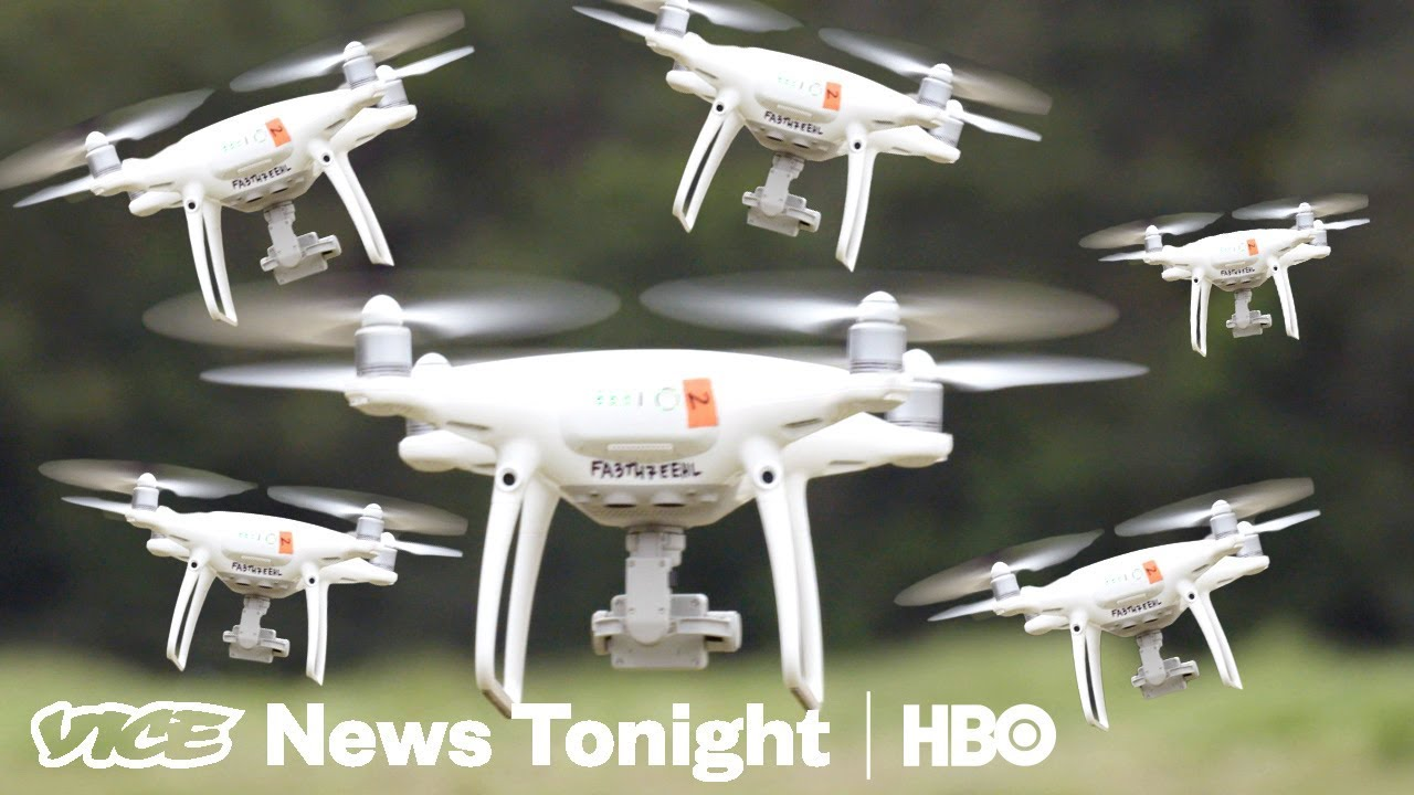 Prison Drone Strike & Israel Demolition: VICE News Tonight Full Episode (HBO)