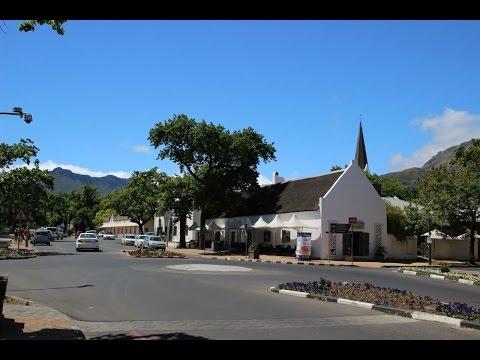 Auslandssemester an der Stellenbosch University, Südafrika - vorgestellt  von Ebah R. & Marlene L.