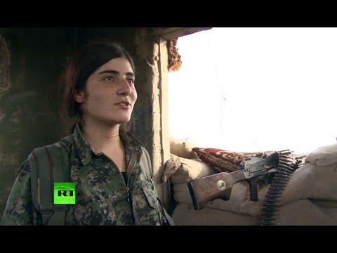 Курдские отряды самообороны
