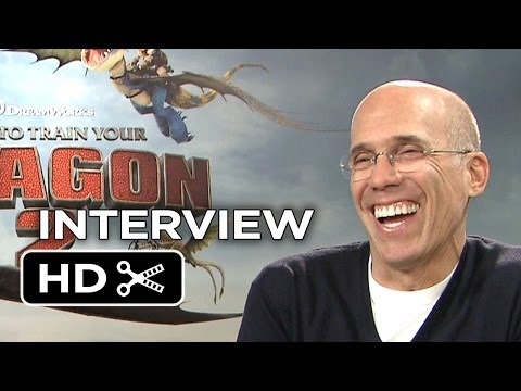 How To Train Your Dragon 2   Jeffrey Katzenberg 2014  DreamWorks Animation Sequel HD