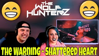 The Warning - Shattered Heart (LIVE @ The Whisky A GoGo) THE WOLF HUNTERZ Reactions