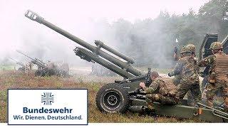 Artillerie der NATO-Speerspitze beweist Feuerkraft – Bundeswehr
