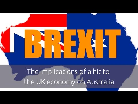 How Brexit will affect Australia - Newcastle Finance