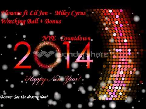 Dj Flowree ft Lil Jon - New Year's Eve Countdown 2014
