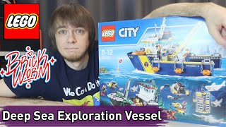 LEGO City: Deep Sea Exploration Vessel - Brickworm