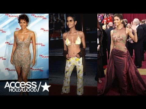 #FBF: Halle Berry's Fashion Flashback | Access Hollywood