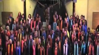 Gospel Rosbach 2013 - I will lift up my hands