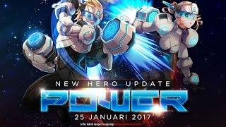 [Lost Saga INA]New Rare Hero Power