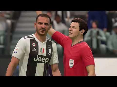 FIFA 19: Career Mode. Coppa Nazionale; Quarter final- JUVENTUS vs FIORENTINA