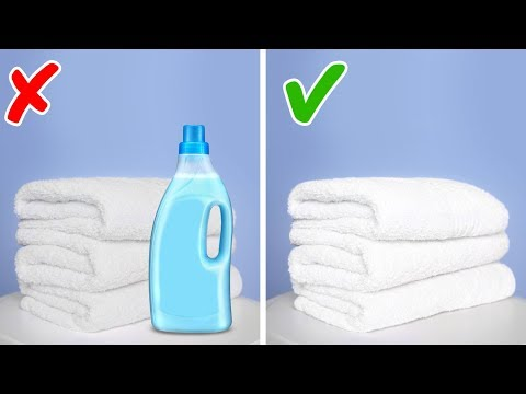 BEST 20 LAUNDRY TIPS FOR SUCCESS