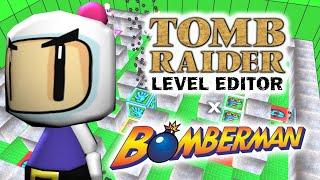 What happens when Tomb Raider meets Bomberman (Bomb Raider!) [TEASER]