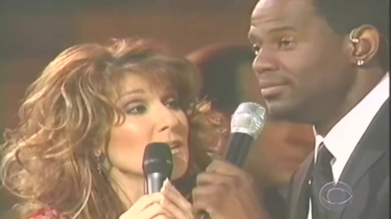 Download Celine Dion ft Brian McKnight ~ The Beauty And The Beast ~ Live 2002 CBS Special @ Kodak T
