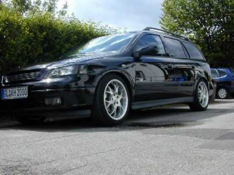 Opel Astra Estate Station Wagon Pictures Youtube