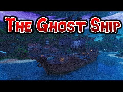 Fortnite Scary Story: The Ghost Ship