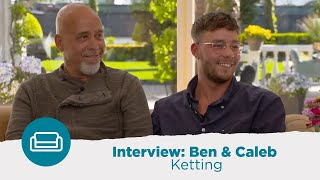 Hour of Power met Ben en Caleb Ketting, zondag 16 juni 2019