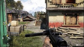 Far Cry® 4 kinda stethy outpost takeover
