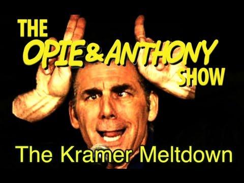 Opie & Anthony: The Kramer Meltdown (11/21-12/01/06)