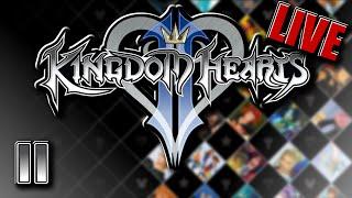 Kingdom Hearts 2.5 Final Mix | #2| Livestream Aufzeichnung